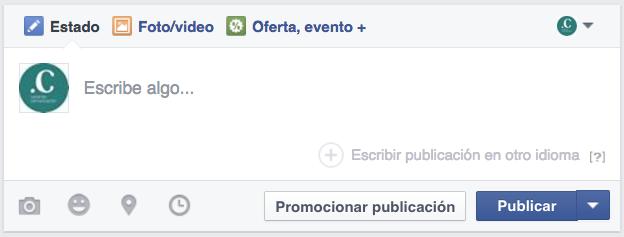 publicar un post en varios idiomas en facebook